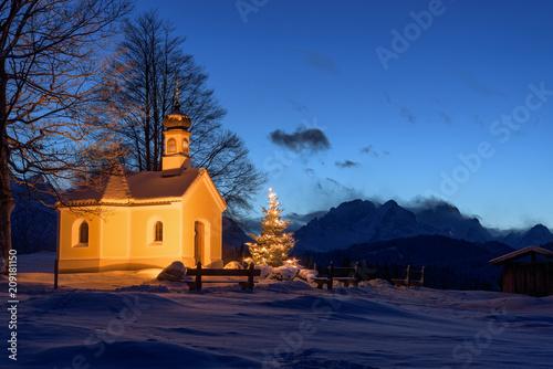 Fototapeta Kapelle