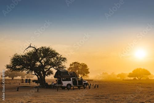 Fotografie, Obraz  Sossusvlei, Namibia