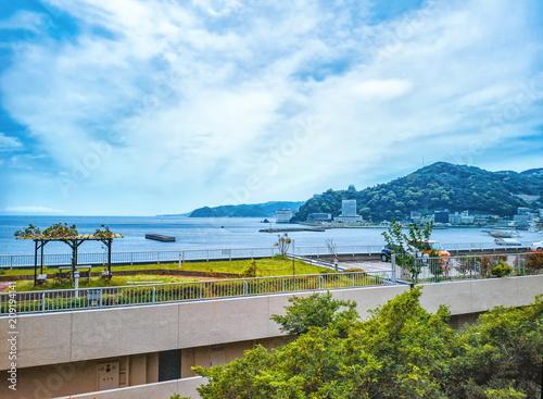 Foto op Plexiglas Japan View of Sagami Bay