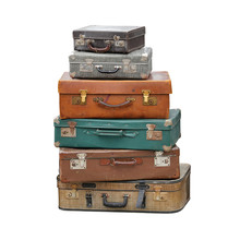 Luggage Baggage Suitcases Travel