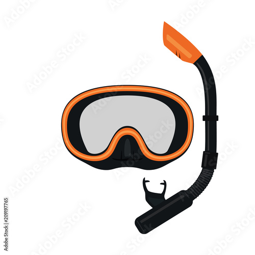 Láminas  Collection for scuba diving or snorkeling