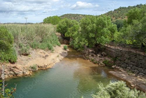 Cascada de Pego do inferno en Tavira