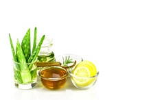Aloe Vera, Lemon, Greek Yogurt...