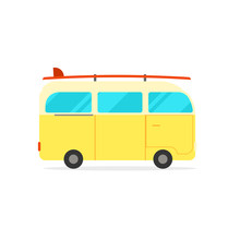 Reto Travel Camper Van With Su...