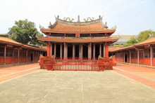 Confucian Temple In Tainan