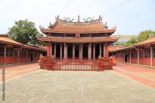 Tablou Canvas confucian temple in tainan