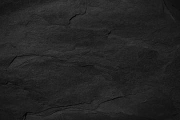 Ciemnoszare czarne tło lub tekstura łupków.