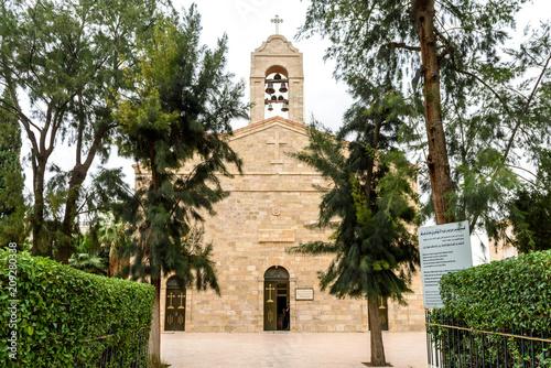 Fotografie, Obraz  Giordania, Madaba, Chiesa di San Giorgio