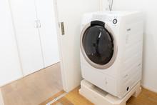 家 ドラム式洗濯機
