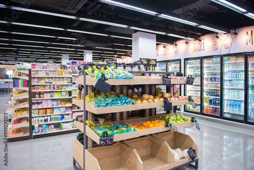 product for sell in convenience store Canvas-taulu