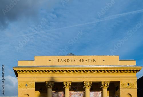 In de dag Theater Landestheater Innsbruck