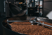 Interior Of Coffee Production ...