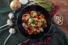 Stir Fried Chicken With Cashew...