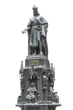 Sculpture Of Charles IV