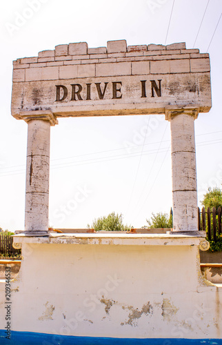 Fotografía  Drive In