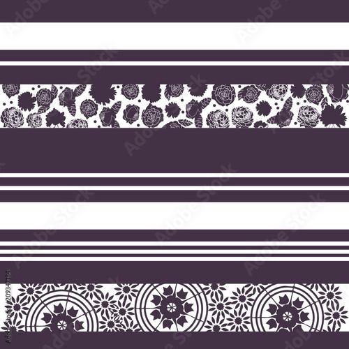 fioletowy-bez-szwu-poziome-paski-wzor-z-kwiatow-i-serwetek-idealny-do-tkanin-opakowan-prezentowych-rezerwacji-zlomu-tapety