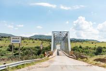 Bridge Over The Orange River B...