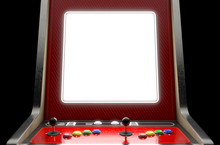 Arcade Machine Screen