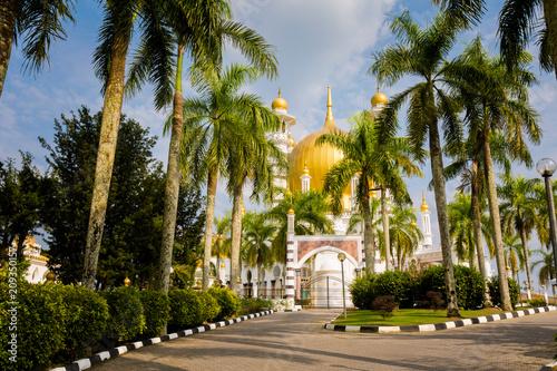 Foto op Canvas Asia land Ubudiah mosque in Kuala Kangsar