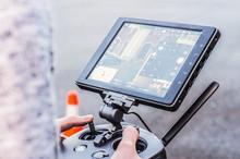 Drohne Monitor Dji CrystalSky