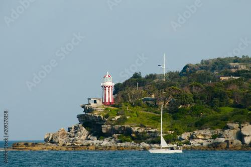 Foto auf AluDibond Hornby Lighthouse - Sydney - Australia