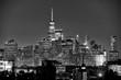 New York City, lower Manhattan, financial district, USA