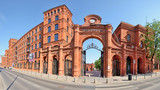 Fototapeta Miasto - Manufaktura- Łódź, Polska