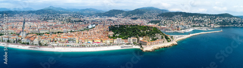 Photo sur Toile Nice Beach View