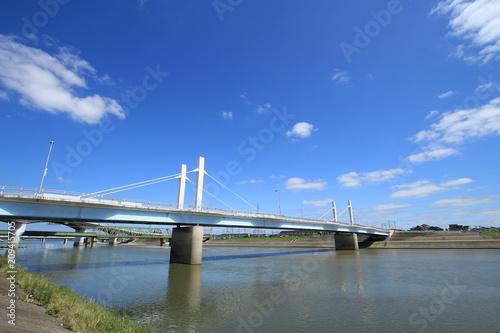 Foto op Plexiglas Japan 大和川