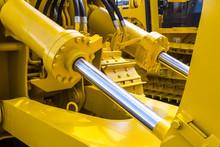 Hydraulic Piston System For Bu...