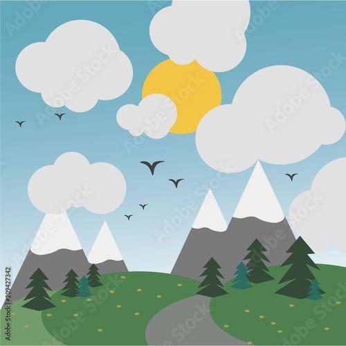 dzien-las-z-wizerunkiem-slonca-ptaki