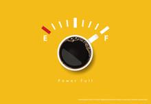 Coffee Poster Advertisement Fl...