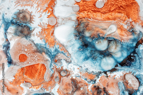 abstract painting can be used as a trendy background for wallpapers