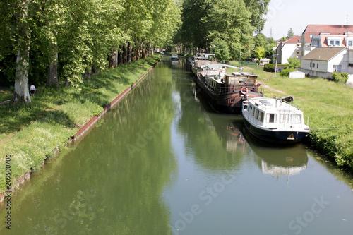 Photo  Eschau - Canal du Rhône au Rhin