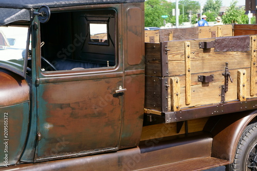 Photo  1929 AA Ford 1-1/2 Ton Truck