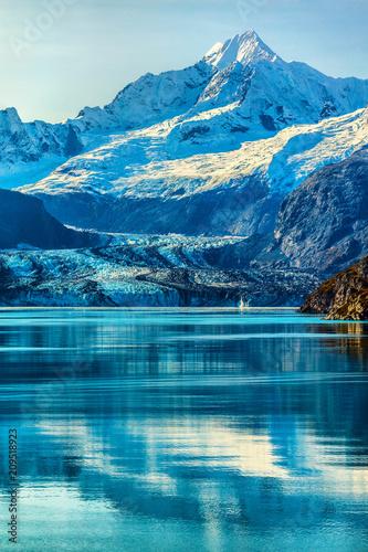 Glacier Bay Alaska cruise vacation travel global warming