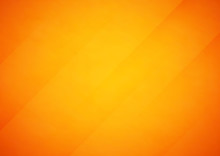 Abstract Orange Vector Backgro...