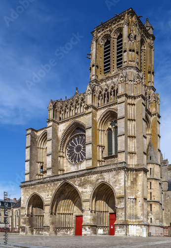 Soissons Cathedral, France