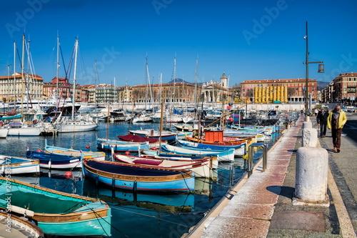 Foto op Plexiglas Poort Corsica Ferries Nice