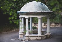 Rotunda In The Park Of Pyatigo...