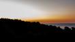 Sonnenaufgang an der Cala Llenya