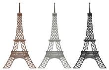 A Set Of Eiffel Tower