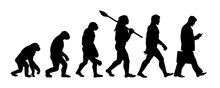 Theory Of Evolution Of Man Sil...