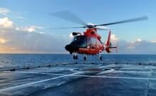 Coast Guard Landing