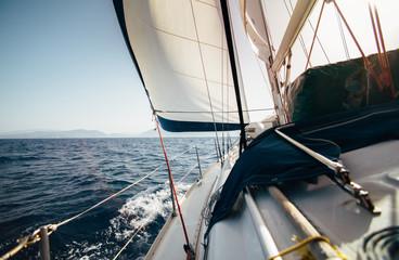 Fototapeta Sailing ship