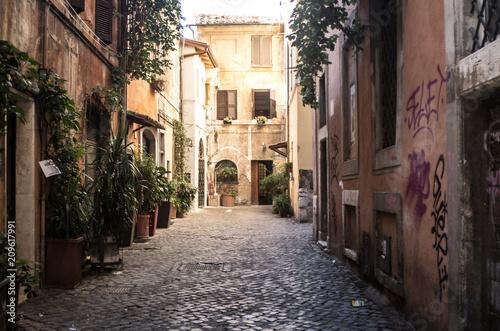 Rome small street 1