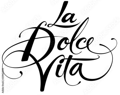 Valokuva  La Dolce Vita