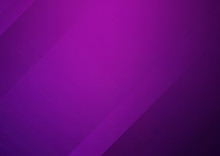 Abstract Purple Vector Background With Stripes