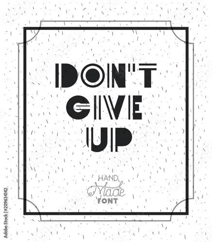 dont-give-up-napis-motywacyjny