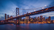 Cityscape View Of San Francisc...